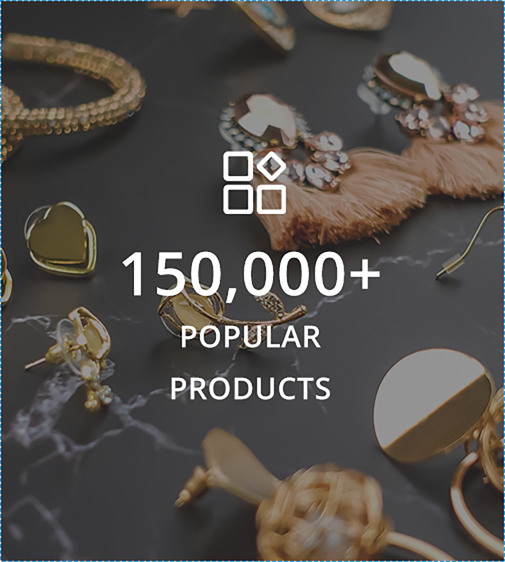 150,000 products available on Nihaojewelry
