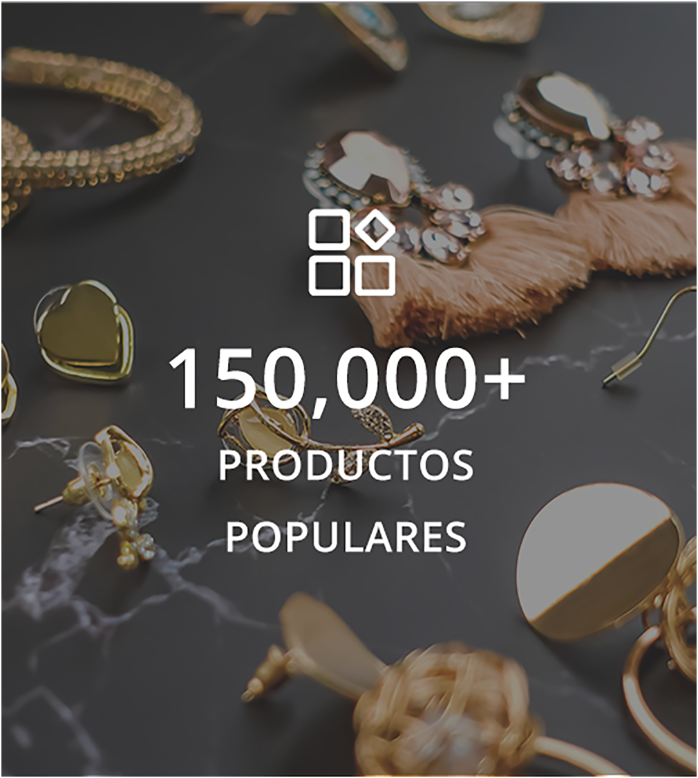 150,000 productos disponibles en Nihaojewelry