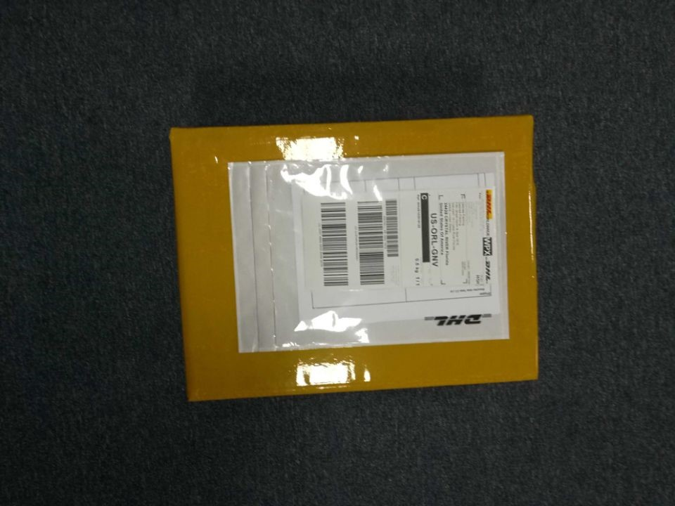 post the order information of invoice,address and deliver to DHL