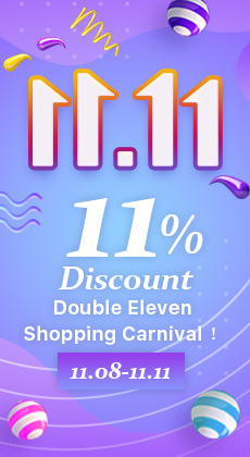 double eleven discount